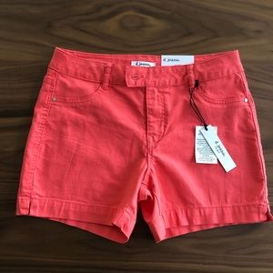 Bright shorts by d.jeans in size 12; modern fit